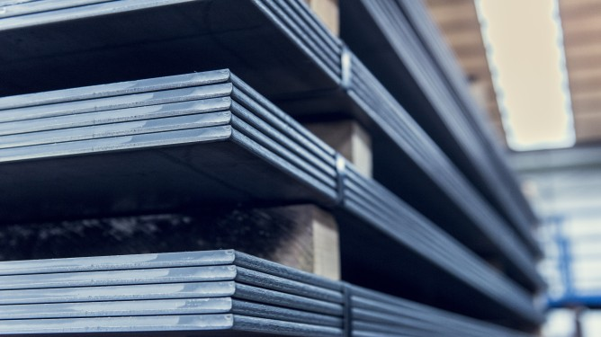 Flat Products Fm Steel Stock