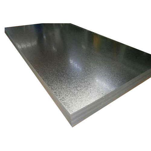Galvanised Plate Fm Steel Stock